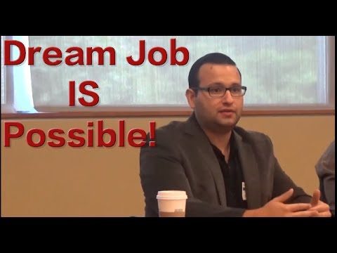TIP to getting DREAM job from someone who has it