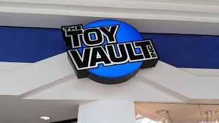 A Quick Store Walkthrough, The Toy Vault In Warwick Ri