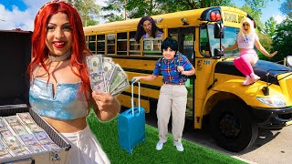 Last To Leave School Bus WINS $100,000!