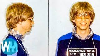 Top 10 Celebrities We CAN'T BELIEVE Have Mugshots!