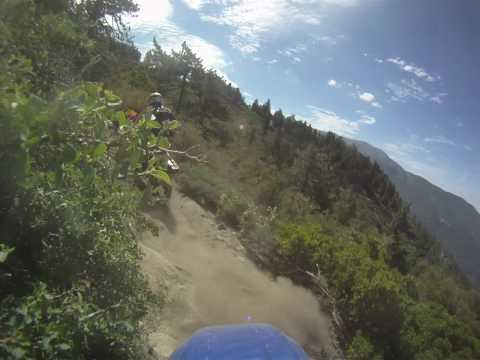 Big Bear 1n54 single track dual sport  GO PRO
