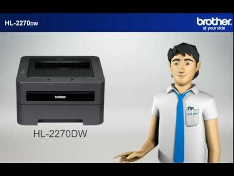 Win 7 - Setup my Wireless Brother Printer with a router that uses security - HL-2270DW