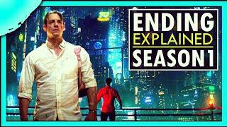 🔷 Altered Carbon ENDING EXPLAINED | Netflix Originals