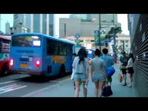 2017 首爾自由行 - 明洞ibis及樂天百貨步行至南大門Cozy愜意酒店