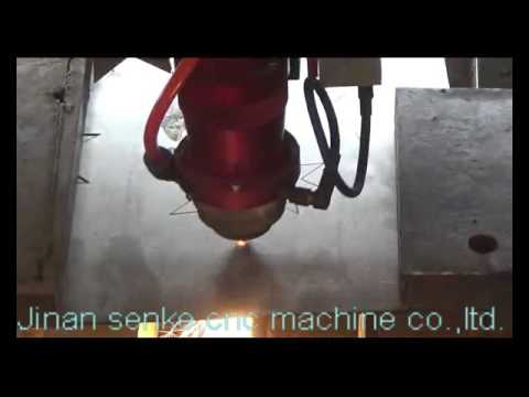 260W steel iron stainless steel laser engrving cutting cutter machine