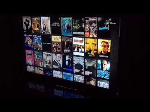 LG 4K TV running PLEX, plus Firmware info. 2014 WebOS 49UB850V UB950V