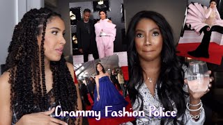 Download Rating GRAMMY RED CARPET LOOKS w/ my BFF! Video