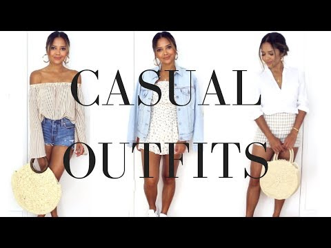 How To Dress Up Any Casual Outfit for Summer