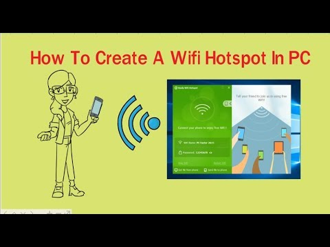 How To Create A WiFi Hotspot On Windows 7,8,10 Without Router ?  ( 100% proved )