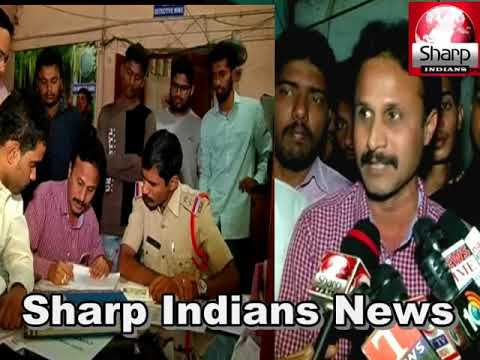 Abusive comments post on facebook against CM KCR || Complaint in chaderghat police station.