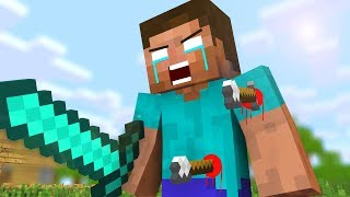 Herobrine Life - Lords Mobile Minecraft Animation