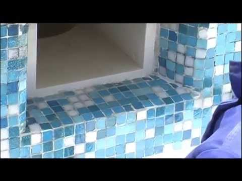 Cleaning And Restoring Old Mosaic Tiles
