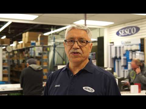 Why Work With  SESCO - Abdul