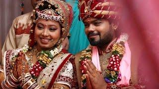 Karan & Bharti | Wedding Highlights | Mangalyam - Saathiya