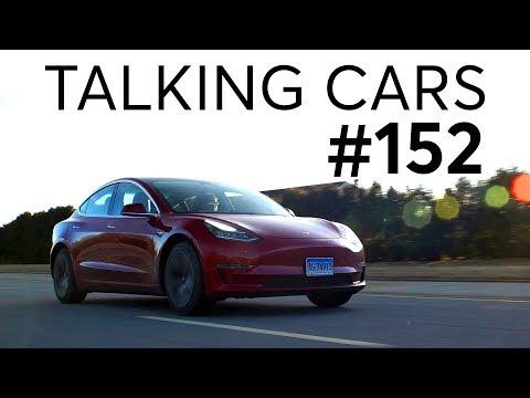 Exclusive Info from Tesla CEO Elon Musk on CR's Model 3 Braking Results   Talking Cars #152