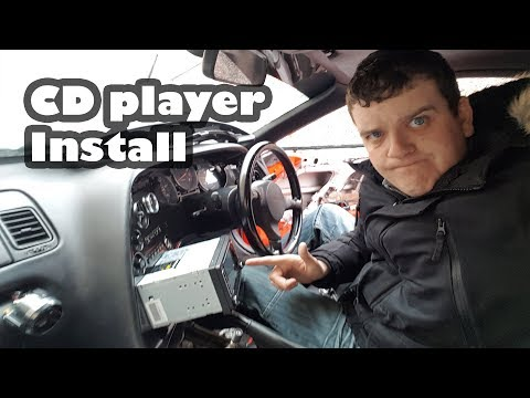 Android Headunit: How to Install a Car CD Player in a car dashboard (Seicane)