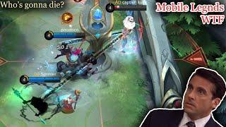 Mobile Legends WTF | Funny Moments EPIC Fail Atlas