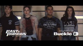 Buckle - Fast & Furious Sweepstakes