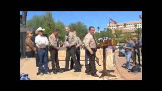 Arizona Sheriffs Call for Independent Investigation of
