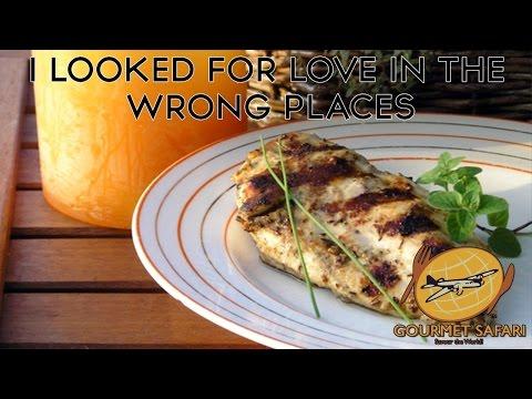 Grilled Tuscan Chicken | Gourmet Safari