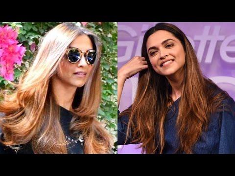 Deepika Padukone COPPER BROWN Hair Lands Padmavati In Trouble