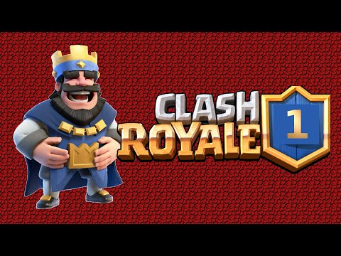 CLASH ROYALE - 1 Aufnahme, direkt verkackt xD #Hype #ClashRoyale