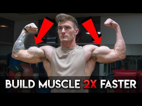 One Easy Fix To Build Muscle Faster (GUARANTEED RESULTS!)