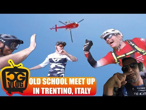 Sketchy Italian Mountain Bike Ride - CG VLOG #313