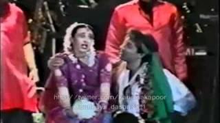 Sunny Deol & Karisma Kapoor - Super Stars Live in Concert (1993)