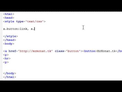 HTML Button erstellen