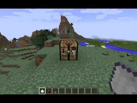 Minecraft PC: How to Craft a Fermented Spider Eye