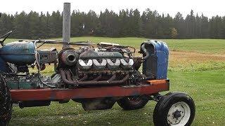 Modified Tractors!