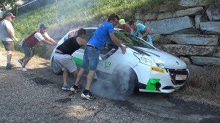 Rally di Alba 2018 | CRASHES & SUPER SPECTATORS [HD]