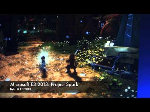 E3 2013: Project Spark Demo