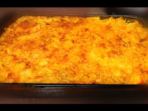 HOW TO MAKE JAMAICAN STYLE SEA FOOD BAKED MACARONI CHEESE RECIPE 2015