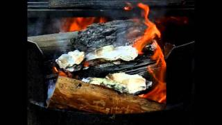 Exploding oyster shells
