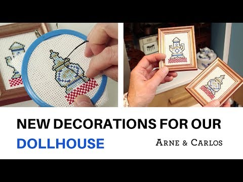A new update from the dollhouse by ARNE & CARLOS