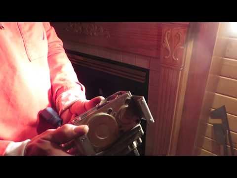Obadiah's: Gas Fireplace Troubleshooting - How To Disassemble a Direct Vent Fireplace Pt 2