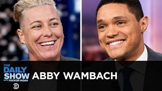 """Abby Wambach - """"Wolfpack"""" and Demanding Gender Equality On and Off the Field 