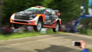 WRC Neste Rally Finland 2017 | FLYING SATURDAY
