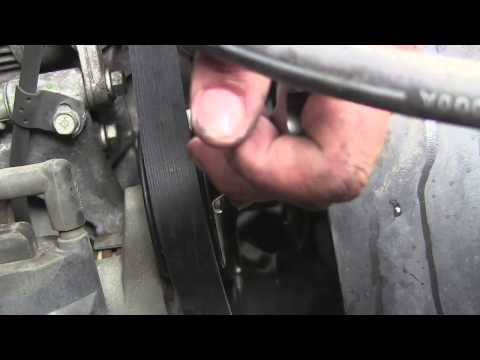 Dodge 1500 Ram Truck Serpentine Belt Replacement Video