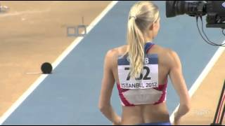 Beautiful Russian Female Athlete With Nice Ass