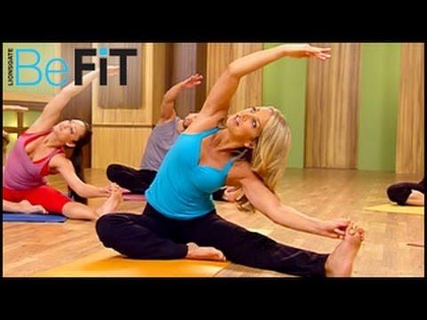 Hot Body Yoga Workout | Yoga Fit- Denise Austin