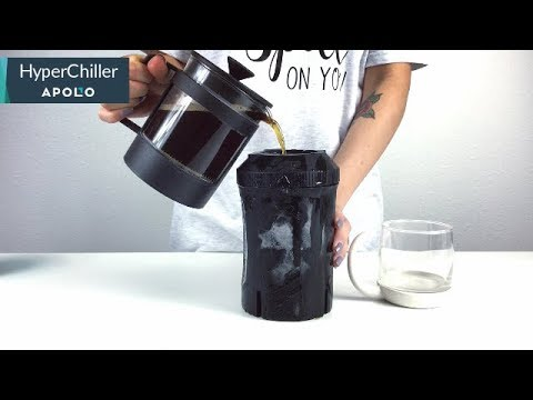 HyperChiller: Make Iced Coffee in Minutes