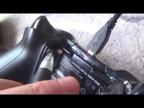 How to use your XBOX One Controller without BATTERIES