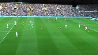 [HD] Leeds Utd using the third man in the build up - Marcelo Bielsa