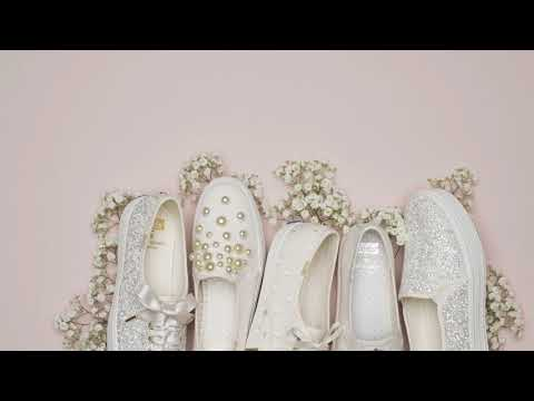 Keds and Kate Spade Have Solved Your Wedding Day Troubles