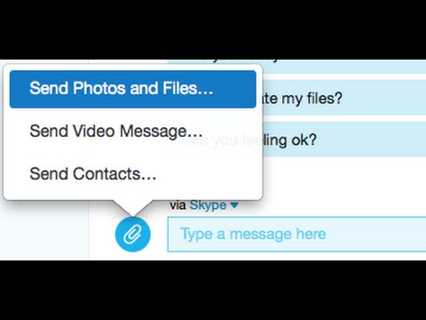 HOW TO GET ALL PICTURES ON SKYPE - MAC ❓❓