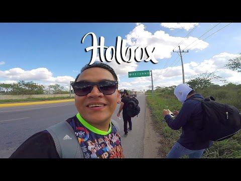 Mochilazo a Holbox