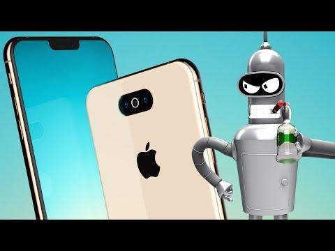iPhone 11 Prototype Leaks AGAIN.. Bender Approves